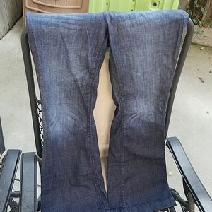 used Mossismo denim ( target) womens size 6